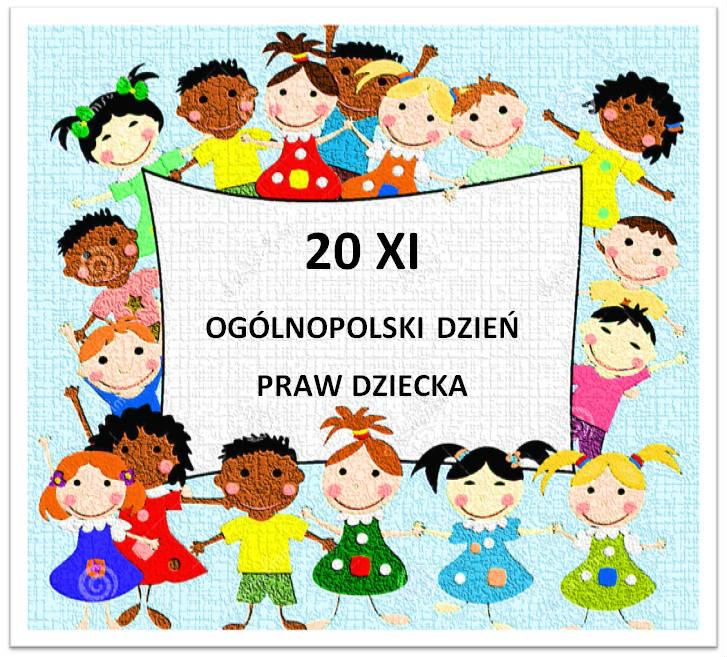 Ogólnopolski Dzień Praw Dziecka już jutro!!! - Szkolne Blogi