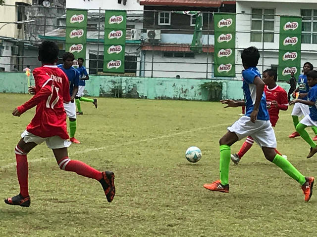 Inter-School U14 Football Taournament  Majeediyya VS Billabong - Image 3