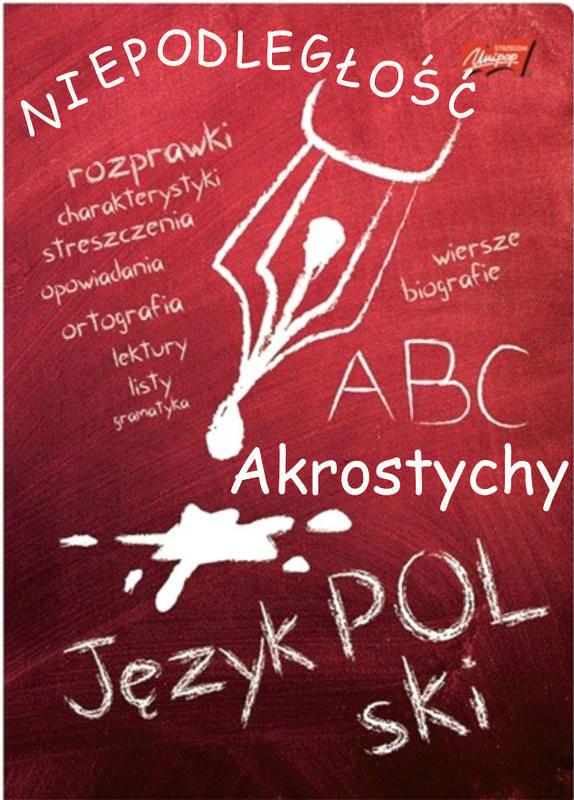 Poezja Uczniowska Szkoła Podstawowa Nr 7 Z Oddziałami