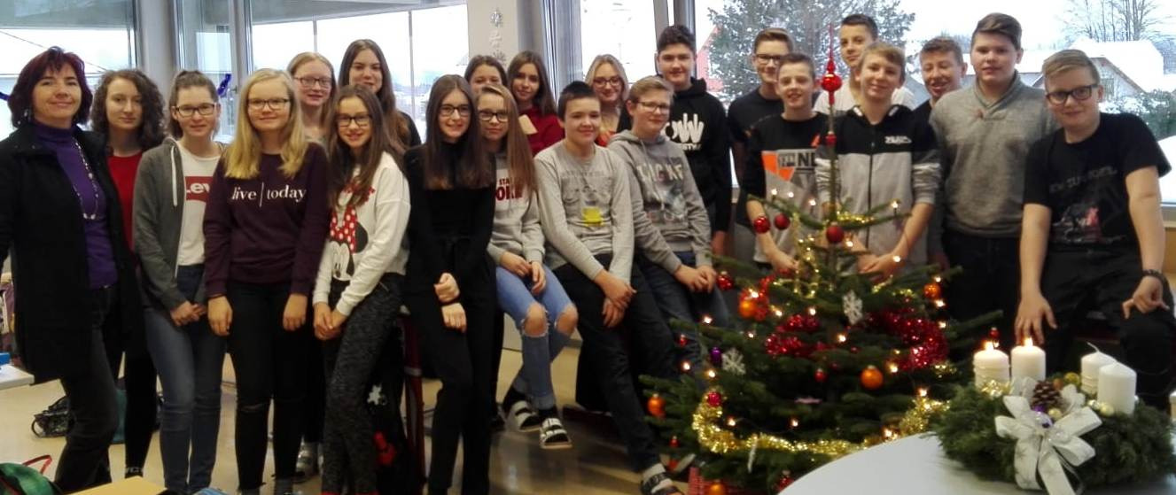 Advent in der NMS Vorau! - Bild 3