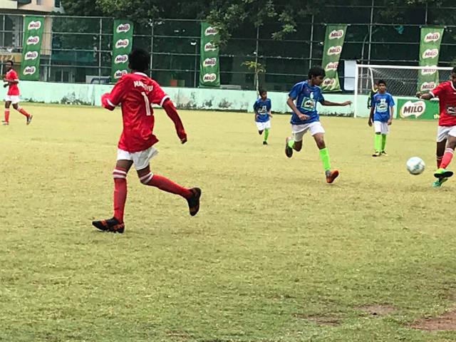 Inter-School U14 Football Tournament  Majeediyya VS Billabong - Image 5
