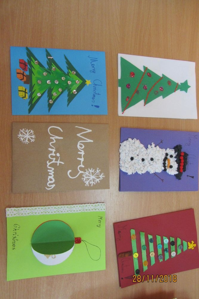 Christmas Cards Exchange 2018 - Obrazek 6