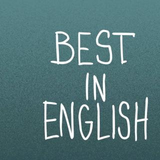 Súťaž BEST IN ENGLISH