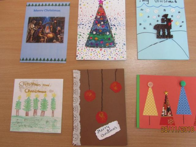 Christmas Cards Exchange 2018