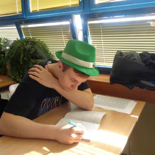 St. Patrick´s Day in Sexta-2-nd group