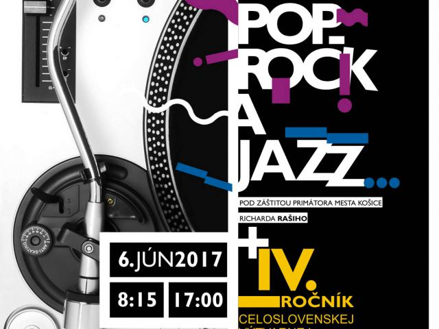 Pop Rock Jazz