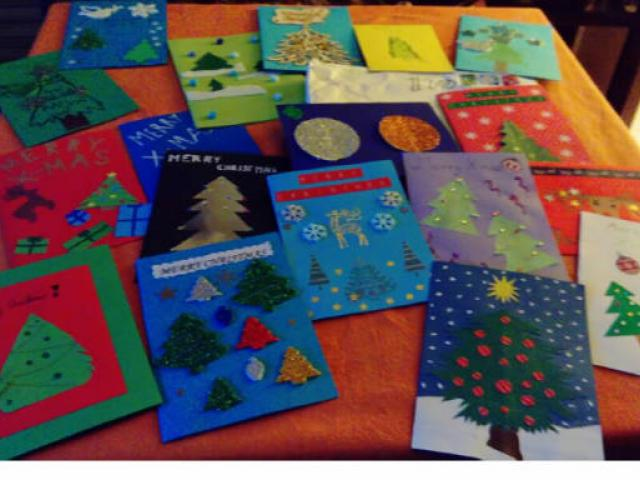 Projekt eTwinning Christmas cards exchange 2018/19