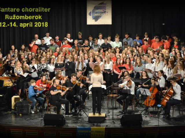 Cantare choraliter 2018